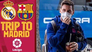 🛫 TRIP TO MADRID AHEAD OF EL CLÁSICO