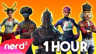 Fortnite Song | Dancing On Your Body | [1 HOUR] (Battle Royale) #NerdOut!