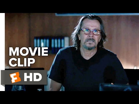 The Space Between Us Movie CLIP - Wait This Out (2017) - Gary Oldman Movie