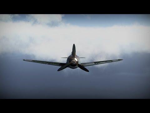 Истребитель Фокке-Вульф FW