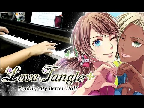 [Otome Game] Shall we date? Love Tangle Piano Sheet ~ Tranquility from YouTube · Duration:  58 seconds