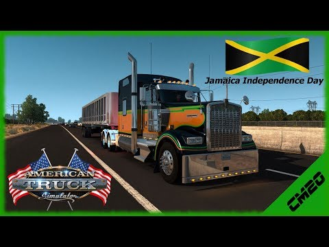 American Truck Simulator - Independence with the W900