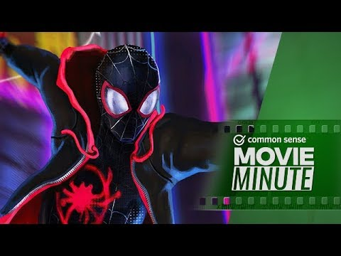 Spider Man Into The Spider Verse Movie Review Youtube
