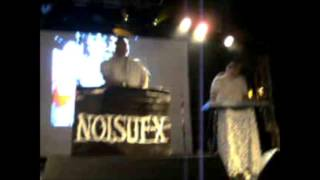 Noisuf X   Please Hang Up Live @ Essen Originell 2011