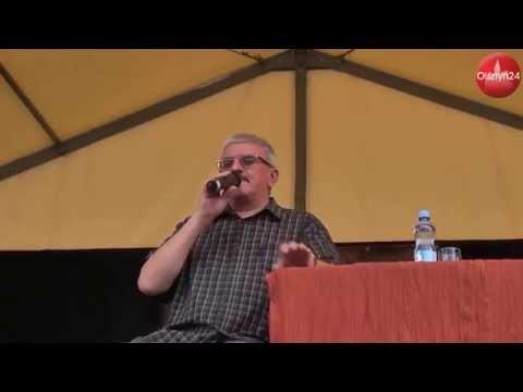 OLSZTYN24: Marek Niedźwiecki w Olsztynie