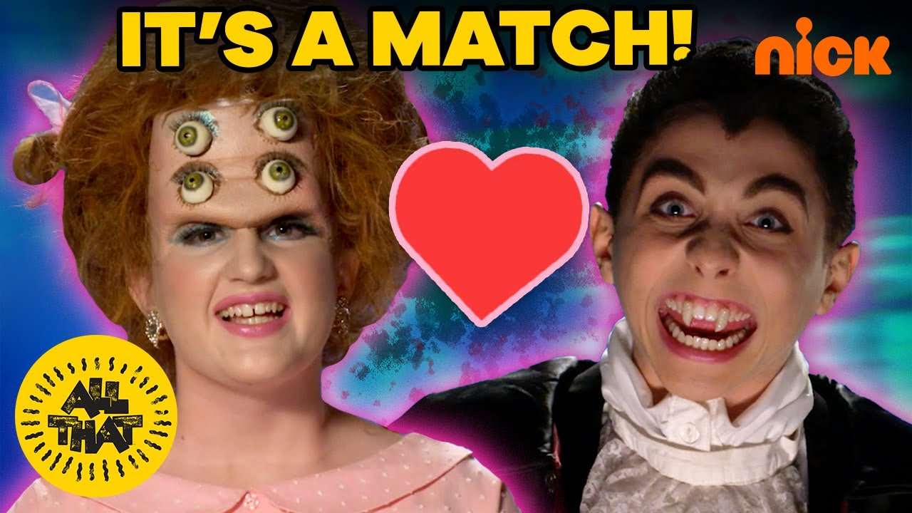 Exclusive Dating Site For Monsters Only!   All That