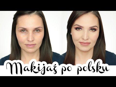♥ MAKIJAŻ PO POLSKU 2 | Same polskie kosmetyki ♥