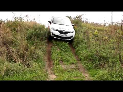 Вот вам и коробка автомат Hyundai Creta 2.0 AT 4WD vs Renault Kaptur 2.0 AT 4WD