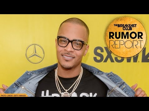 T.I. Arrested For Assault, Public Drunkenness Outside His Gated Community