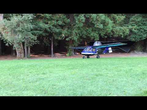CGS Hawk Short Field Takeoff
