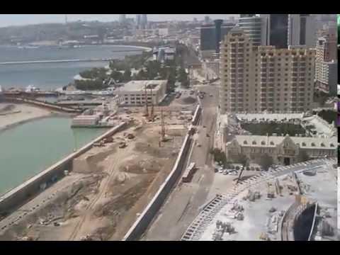 Port Baku residence. 2012. Порт Баку резиденс.