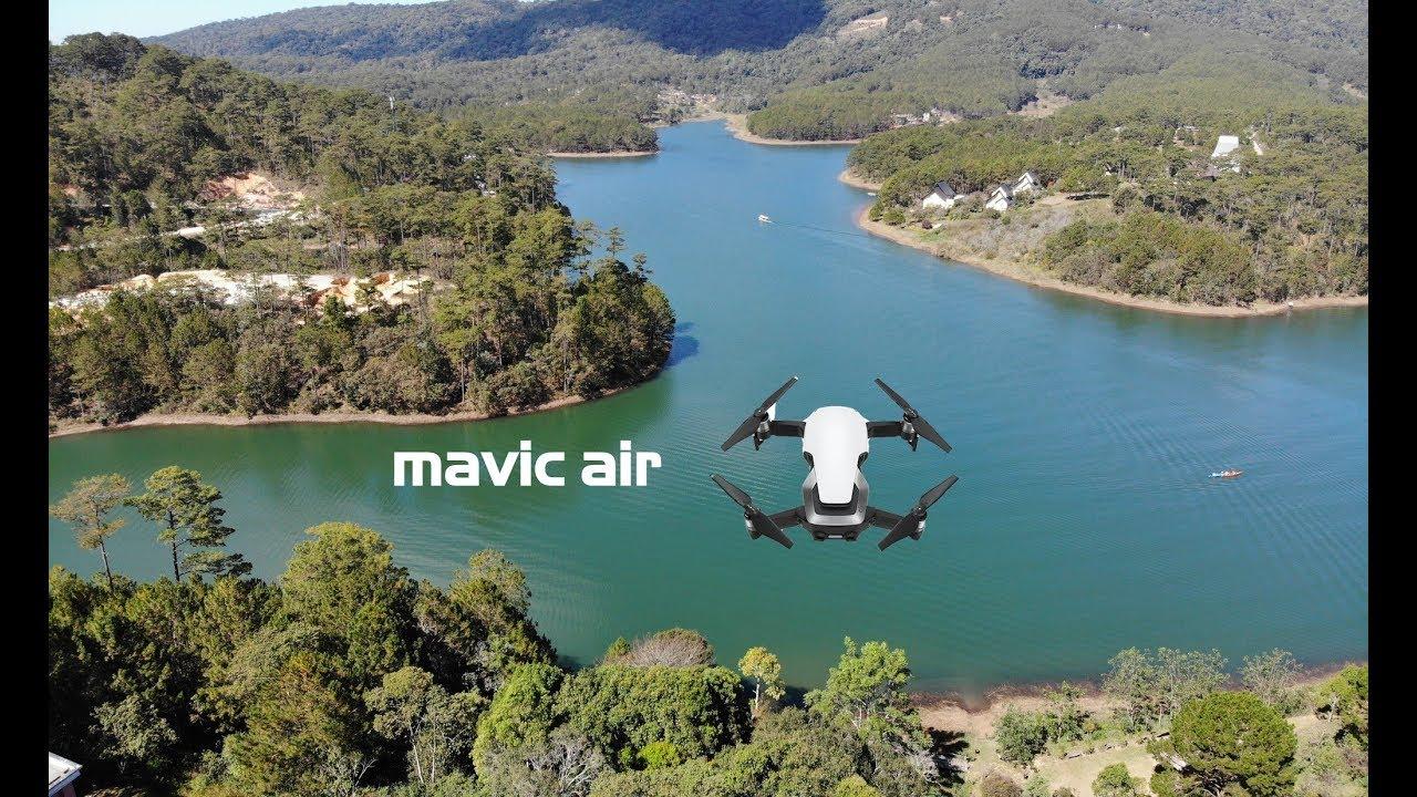 Đánh giá DJI Mavic Air: gọn, quay đẹp, phù hợp người thích du lịch