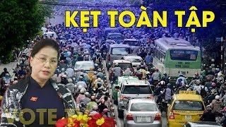 Cứ điểm Tân Sơn Nhất kẹt xe Bộ Chính Tr...