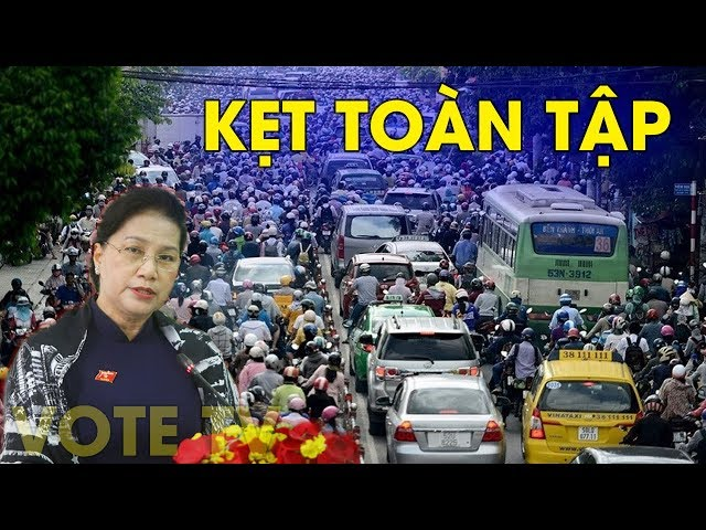 Cứ điểm Tân Sơn Nhất kẹt xe Bộ Chính Trị triệu tập gấp thím Nguyễn Thị Kim Ngân