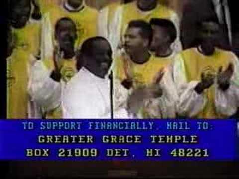 Bishop David L. Ellis -  Hallelujah Side/Old Account