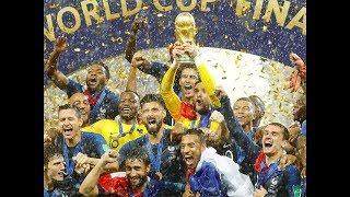 FIFA World Cup 2018: Croatia's Mandzukic and French teen sensation Mbappe re-write history