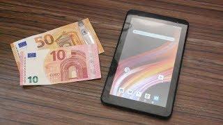 WAS TAUGT EIN TABLET FÜR 60€ ? - Vankyo Matrixpad Z1 REVIEW