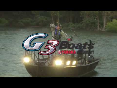 The New G3 Gator Tough Bowfish for 2018