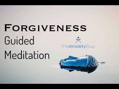 Guided Meditation For Forgiveness And Letting Go