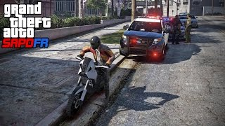 GTA SAPDFR - DOJ 92 - Wrong Place, Wrong Time (Criminal)