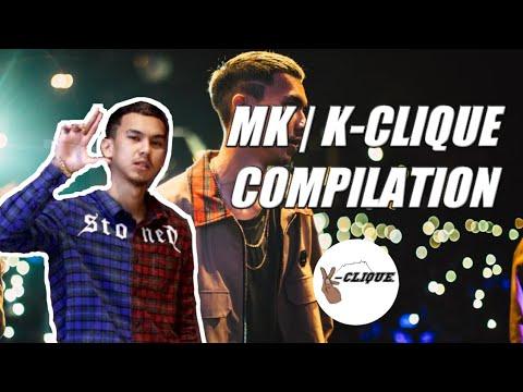 Rap Like MK🔥| •Compilation• MK (K-CLIQUE) 15 LAGU!