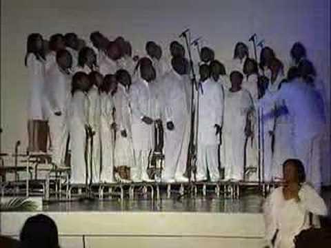 EGC Fall Concert 2005--Shekinah Glory Intro