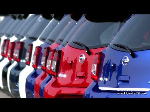 Test Drive: 2015 Nissan Micra