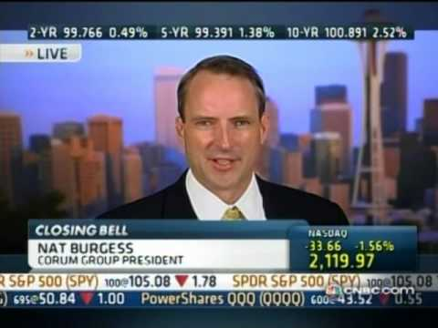 Corum on CNBC