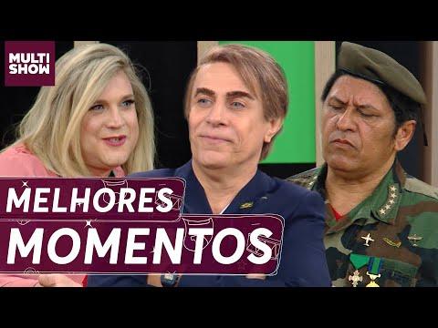 Tomsonaro está ATERRORIZANDO Brasília! 😂 | MELHORES MOMENTOS | Multi Tom | Humor Multishow