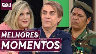 Tomsonaro está ATERRORIZANDO Brasília MELHORES MOMENTOS Multi Tom Humor Multishow