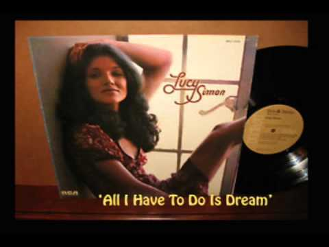 Lucy Simon - All I Have To Do Is Dream - Lp digital transfer