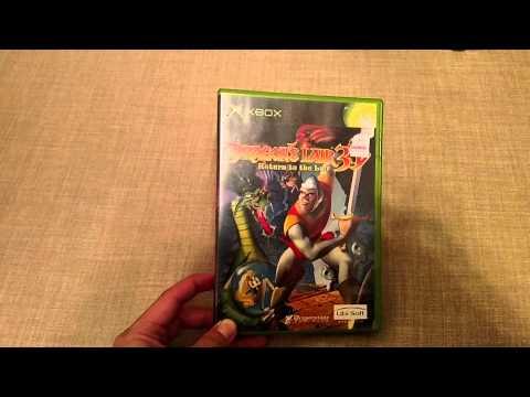 Rare Xbox games (part 1 of 2)