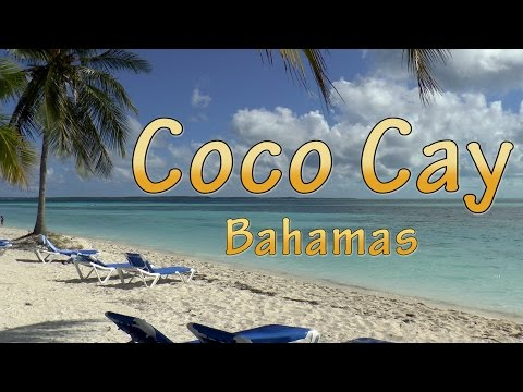 COCO CAY, the exclusive Royal Caribbean island in The Bahamas. Full HD island tour.