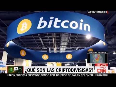 CNN - Bancos le apuestan al Blockchain, la tecnología detrás del Bitcoin