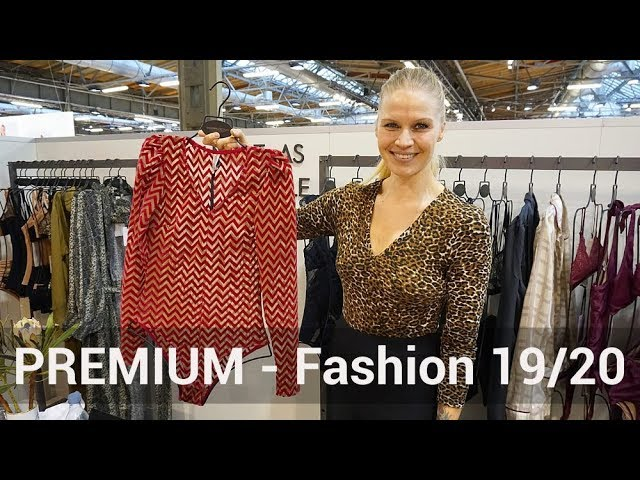Premium - Berlin Fashion Week 2019