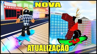 NEW HOVERBOARD IN THE NEW UPDATE MAD CITY!! SEE HOW TO CATCH!! ROBLOX