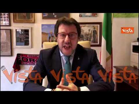 """Stato d'emergenza, il governo vuole prorogarlo. Conte: """"Scelta inevitabile e obbligata"""" from YouTube · Duration:  1 minutes 55 seconds"""