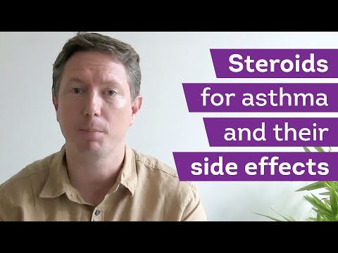 Steroids For Asthma And Their Side Effects | Asthma UK