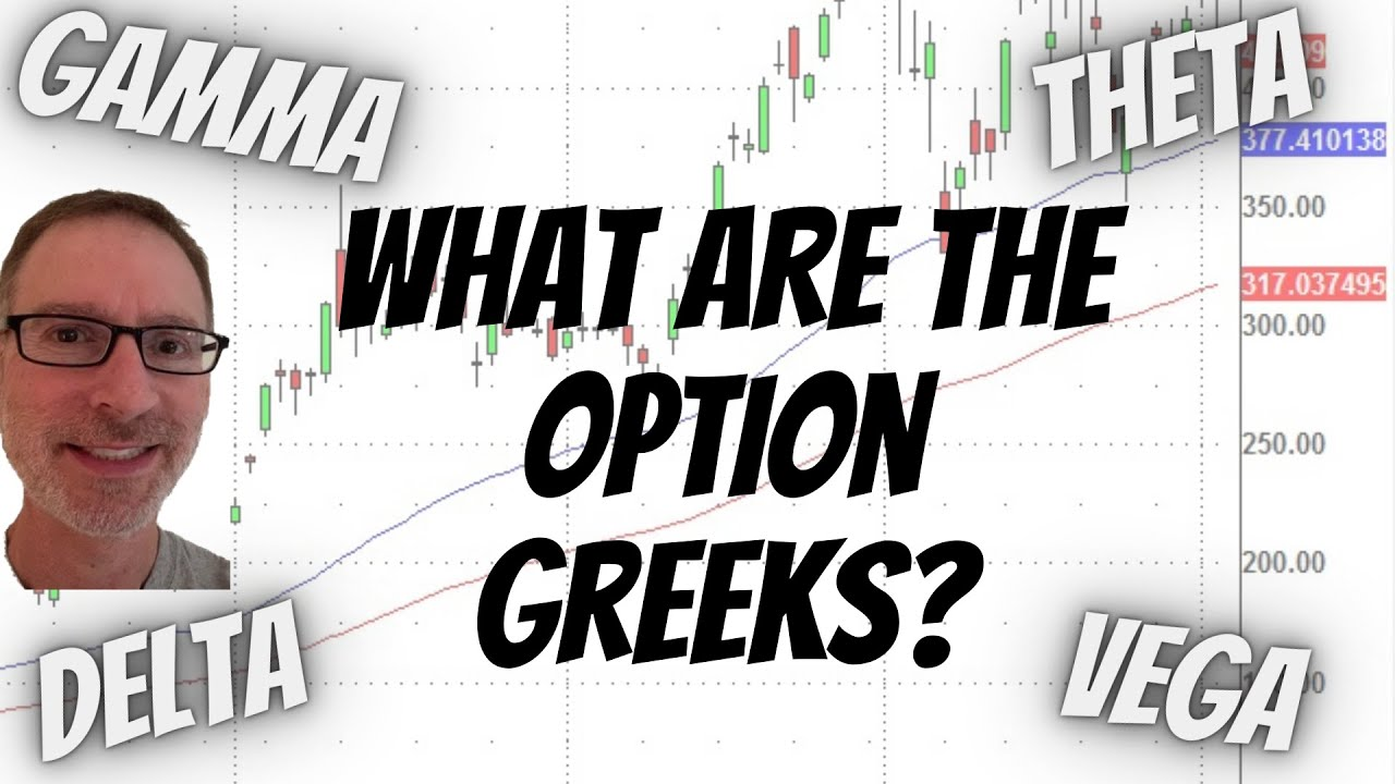 What Are The Option Greeks? Explained!