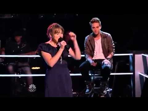 Caroline Pennell - The Way I Am  Live The Voice USA