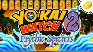 Yo-kai Watch 2: Psychic Specters | Citra Emulator Canary 443 (GPU Shaders, Full Speed!) Nintendo 3DS