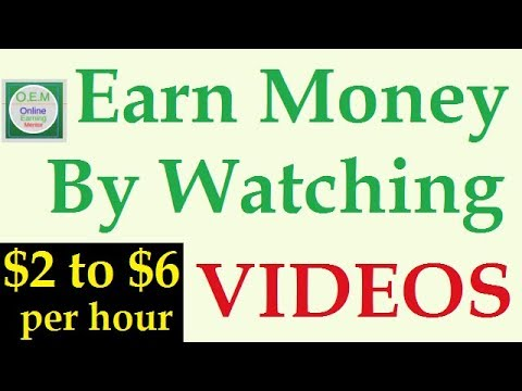 earn money watching videos earn money by watching videos earnhoney tutorial hindi 4531