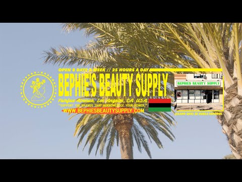 New Concepts 012: Black_Space - Bephies Beauty Supply Talks Black Entrepreneurship