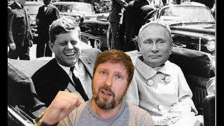 Кеннеди и российский след