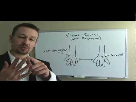 How to Use the Visual Squash Technique (NLP Practitioner Course) - Dr. Steve G. Jones