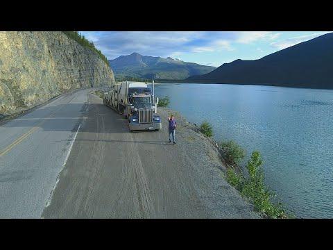 Дорога на Аляску.