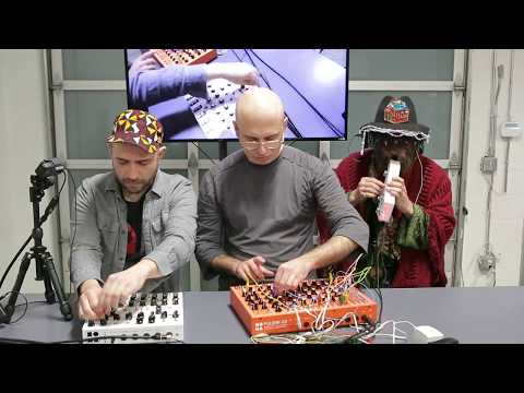 Soma Laboratory Live at Perfect Circuit