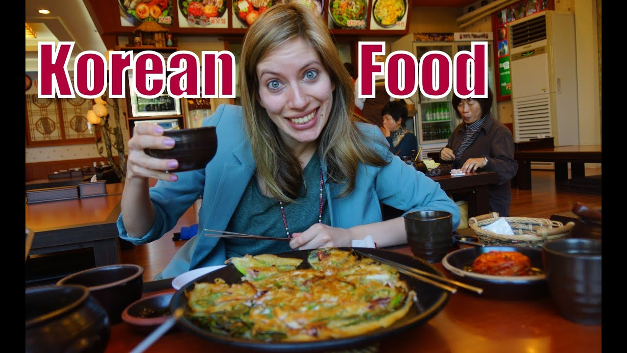 Korean food an introduction to korean cuisine youtube for About korean cuisine