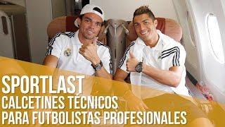 Sportlast: ¿Cómo son los calcetines técnicos de los profesionales?