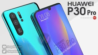 Huawei P30 Pro - First Look & Introduction!